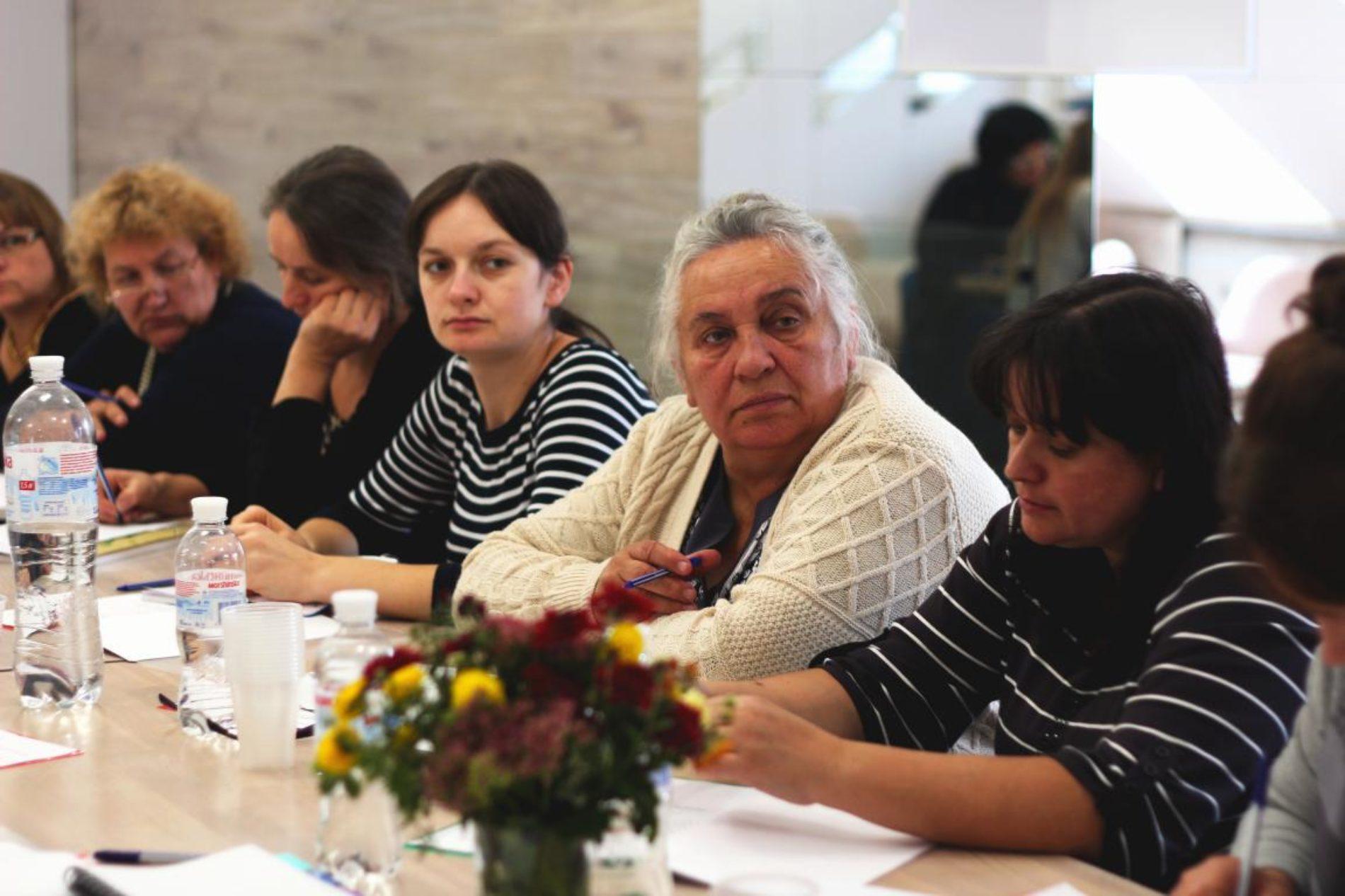 Сестринський відділ на Київщині започаткував Школу жіночого служіння