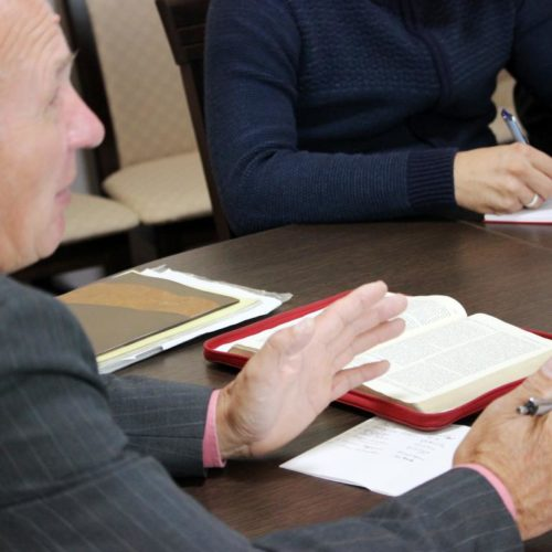 У фокусі новоутвореного Відділу сімейного служіння в УЦХВЄ – стосунки між чоловіком і дружиною, батьками і дітьми