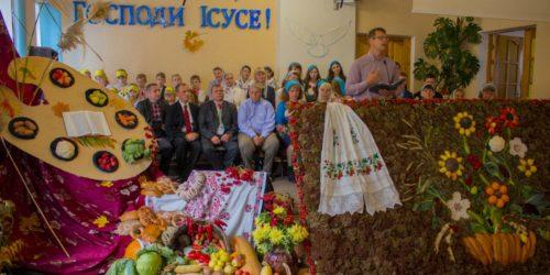 Геннадій Андросов, церква«Жива надія», м. Миргород, 2018 р.