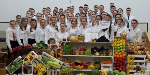 Світлана Сергійчук, церква ХВЄ с. Цепцевичі, Рівненської області