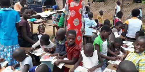 Тетяна Сердюк: «В Уганді ми залишили дві євангелізаційні команди, Біблії для церков та часточку наших сердець»