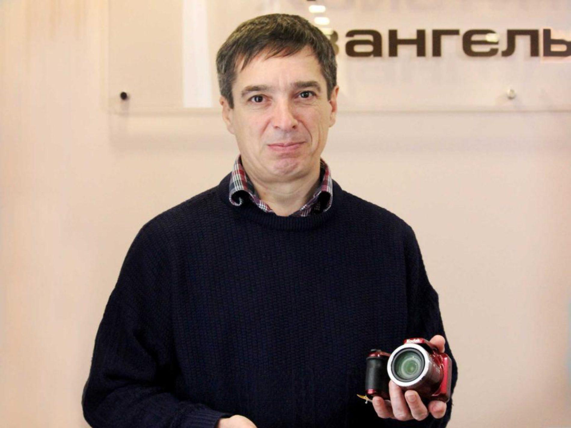 Переможець фотоконкурсу отримав свій приз, а представники медіаслужінь накреслили спільні плани розвитку