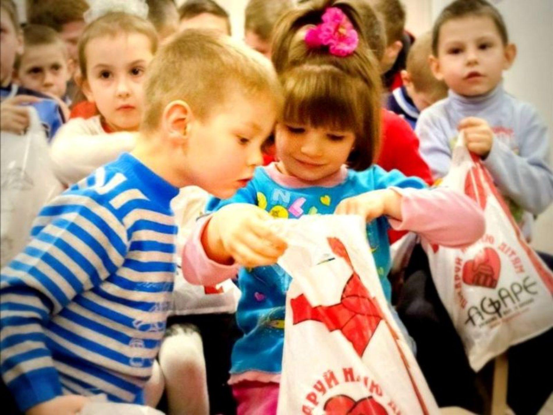 Місія «Агапе» продовжує завойовувати дитячі серця для Бога