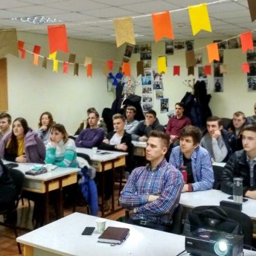 У Полтаві молодіжні лідери церков провели навчання та обговорили плани заходів на рік
