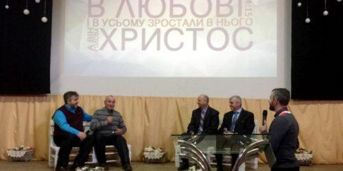 Єпископ Микола Синюк та гурт «Левіт» з Волині послужили у церквах Сумщини