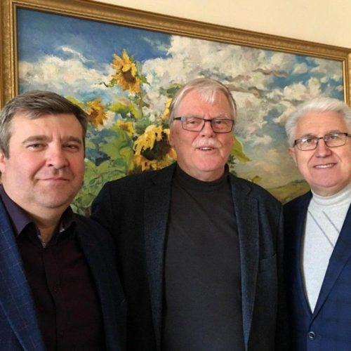 АНОНС: Щорічна консультація П'ятидесятницької європейської місії відбудеться в Києві у листопаді 2019 року