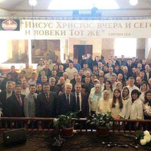 Старший єпископ відвідав Харківщину