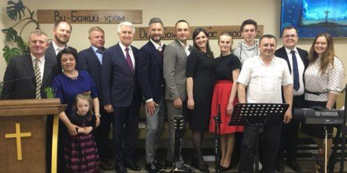 Молода церква у селі Клехівка на Київщині відзначила першу річницю