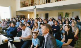 Молодь Чернігівщини провела конференцію «Лайфхаки благовістя»