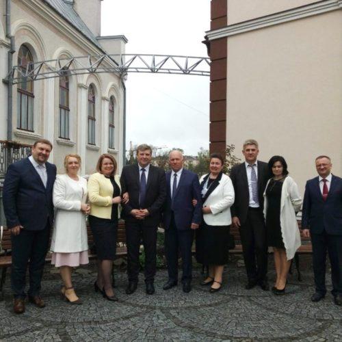 На Пасху Тернопільщину відвідали київські пастори (ФОТО+ВІДЕО)