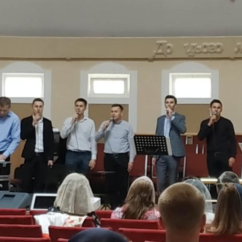 Конференція для регентів та музикантів Рівненщини зібрала понад 100 учасників