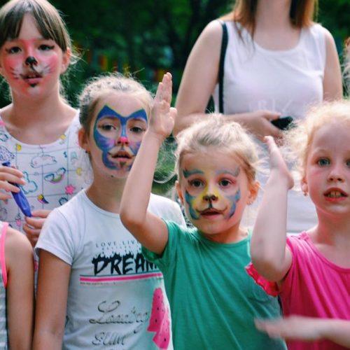 В Одесі церква ХВЄ відкрила дитячий євангелізаційний проект — клуб Fishers, який працюватиме по суботах у парку Космонавтів