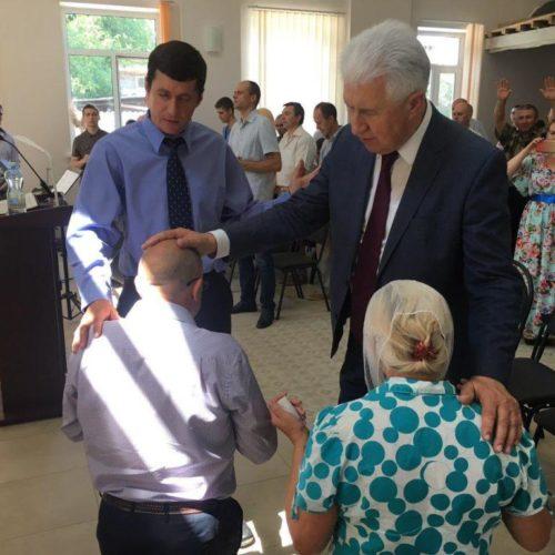 День братерства старший єпископ провів на Чернігівщині