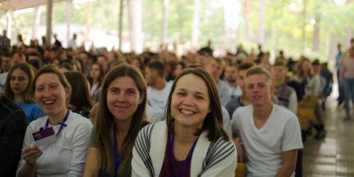 «Ви світло для світу і сіль для землі» – під таким гаслом проходить молодіжний з'їзд Малинфест-2019