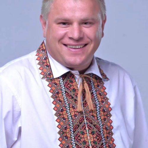 ВітаємоВіктора М'ялика з перемогою на виборах до ВР