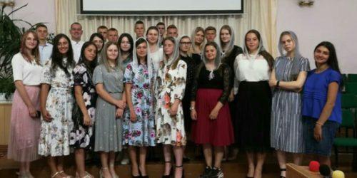 У місіонерській школі «Ковчег Спасіння» розпочала навчання нова група студентів