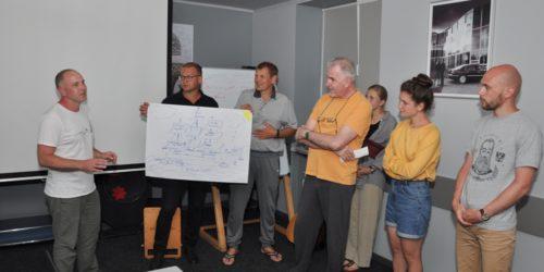 «Питання в тому, що ми можемо зробити, як церква, на локальному рівні» – Ярослав Лукасик учасникам Літньої Школи Реформації