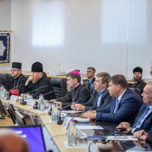 «Міністр МВС Арсен Аваков почув аргументи Ради Церков, розмова вийшла доволі конструктивна» – Анатолій Козачок
