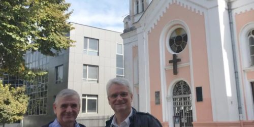 У Хорватії місіонери з України служать в місцях, де найскрутніша духовна ситуація