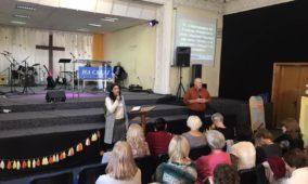 «Обновлення в силі» – під таким гаслом пройшла сестринська конференція у Запоріжжі