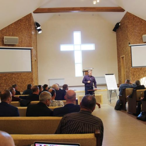 Душеопікунство у церкві – основи та «підводні камені» цього служіння розглядали на засіданні Комітету братерства
