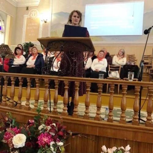 «Віра, довіра, вірність» – сестринська конференція на таку тему відбулася у Тернополі