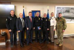 Україну відвідала делегація капеланів із США: гості зустрілися з міністром МВС Арсеном Аваковим та взяли участь у конференції