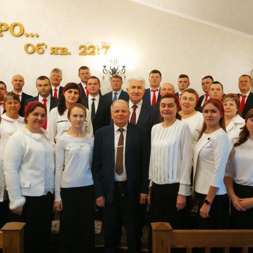 Церква у селі Панталія, що більш як півстоліття живе і діє на Рівненщині, нарешті отримала власний Дім молитви