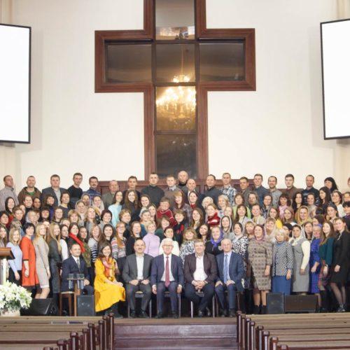 На першій всеукраїнській конференції вчителів-християн оголосили про створення Асоціації педагогів УЦХВЄ
