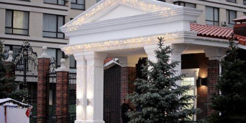 Новостворена студентська церква отримала чудовий подарунок на Різдво – новий Дім молитви на ЖК «Нова Англія» у Києві