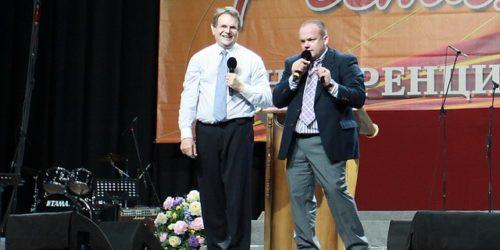 Михайло Паночко надіслав співчуття вдові Анні Боннке та родині євангеліста, який відійшов у вічність