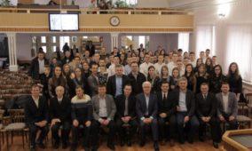 Десятий випуск студентів відзначила Місіонерська школа «Ковчег спасіння»