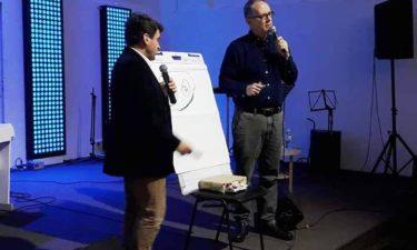 Як зробити наставництво пріоритетним у церкві – на конференції у Запоріжжі ділився Стів Маккой
