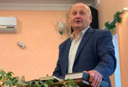 Анатолій Козачок: «На Сумщині розпочали роботу два нових відділи обласного об'єднання церков – соціальний та сімейного служіння»