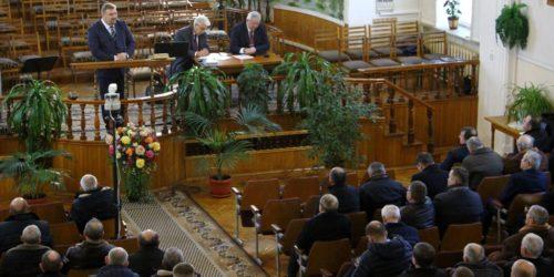 «Станом на початок  року на Тернопільщині налічується  105 громад УЦХВЄ, дві з них зареєстровані в 2019-му» – єпископ Віталій Яцюк