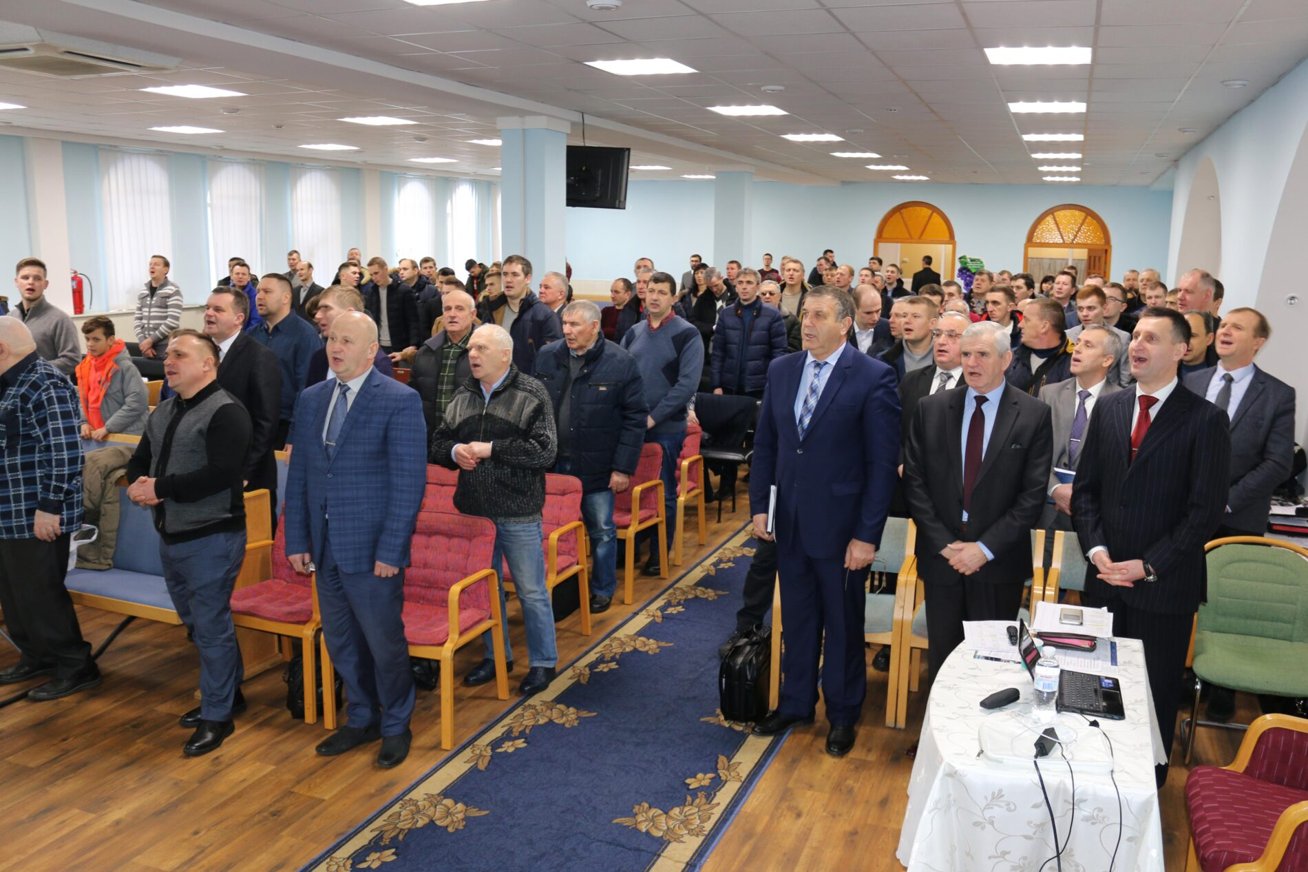 «У ревності не лінуйтеся» – під таким гаслом пройшла звітна конференція  на Полтавщині