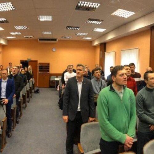 «У 2020-му ми плануємо провести навчання для лідерів церков у Західній Європі, курси з насадження церков, сімейну конференцію та молодіжний з'їзд» – єпископ Юрій Веремій