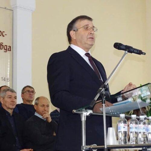 На Дніпропетровщині нині будуємо дев'ять Домів молитви, останнім часом заснували нову місіонерську точку» – Михайло Мокієнко