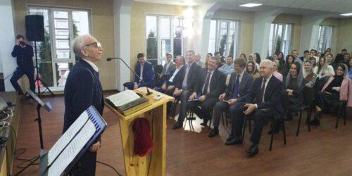 На базі студентської спілки у Києві засновано нову п'ятидесятницьку церкву