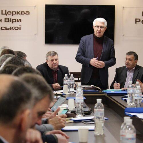 Церковні громади УЦХВЄ молитимуться про Україну щодня протягом великоднього тижня