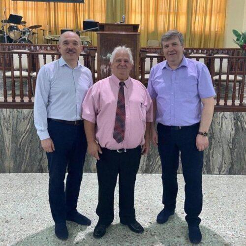 Делегації з Аргентини та Парагваю приїдуть в Україну на святкування 100-річчя п'ятидесятницького руху