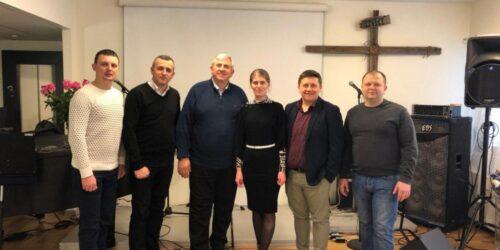 Українська церква у Стокгольмі відсвяткувала річницю