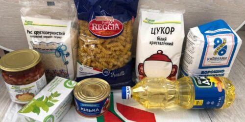 «Вас Бог прислав, бо вже десять днів як холодильник порожній…» – у Києві християни роздають продуктові набори малозабезпеченим