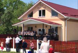 Церква з 90-річною історією у селі Обсіч на Рівненщині днями святкувала відкриття Дому молитви