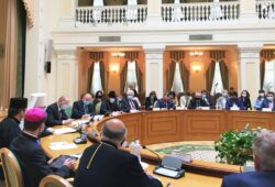 Всеукраїнська Рада Церков обговорила з прем'єр-міністром Денисом Шмигалем налагодження взаємодії