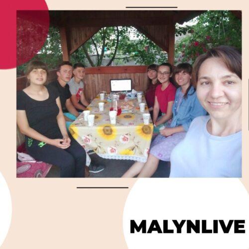 «Якщо у тебе вдячне серце, ти знайдеш у всьому позитив», – про MalynFestLive на Тернопільщині