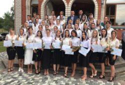 На Рівненщині 60 студентів пройшли навчання для вчителів недільної школи