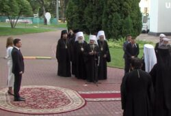 Святкування Дня Незалежності України розпочалося з молитви