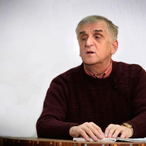 Відійшов до вічних осель служитель Божий Віктор Куриленко