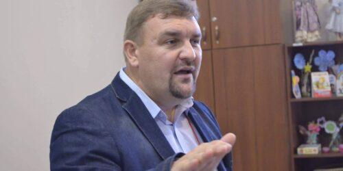 Єпископ Віталій Яцюк: «Щоб бути політиком в правильному розумінні цього слова, потрібно бути людиною високого духу»